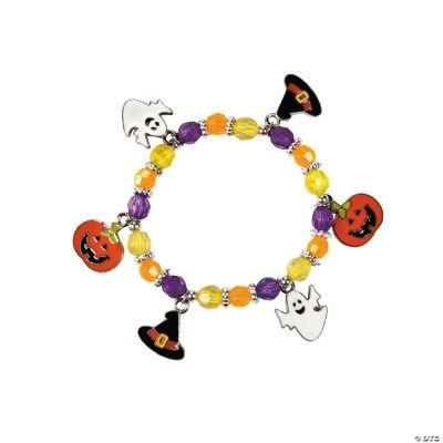 Halloween Charm Bracelet Craft Kit