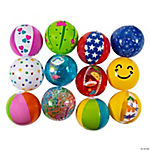 Inflatable Beach Ball Assortment