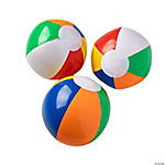Mini Inflatable Beach Balls