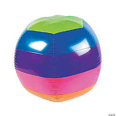 Inflatable Giant Rainbow Beach Ball