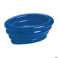 Blue Inflatable Tub Cooler