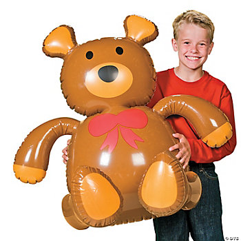 Inflatable Jumbo Teddy Bear