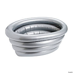 Inflatable Silver Tub Cooler