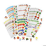 Holiday Sticker Assortment