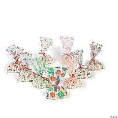 Bulk Holiday Treat Bag Assortment - 108 pcs.