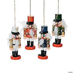Nutcracker Ornaments