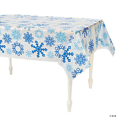 Snowflake Tablecloth