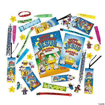 """Happy Birthday Jesus!"" Novelty Assortment"