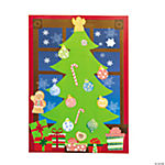 Glitter Trim-A-Tree Stickers