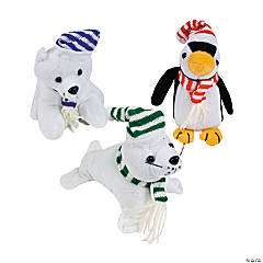 Polar Stuffed Animals