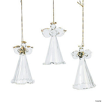 Heavenly Angel Ornaments