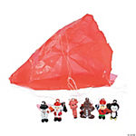 Mini Holiday Character Paratroopers