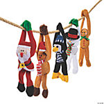 Plush Long Arm Holiday Characters