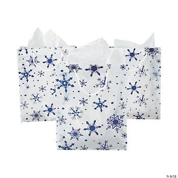 Jumbo Plastic Christmas Gift Bags