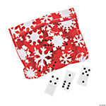 Domino Sets in Snowflake Case