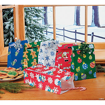 Holiday Paper Bag Assortment