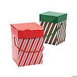 Candy Cane Gift Boxes