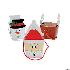 Holiday Character Boxes