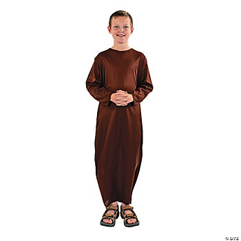 Brown Nativity Gown Child Costume