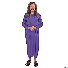 Purple Nativity Gown Child Costume
