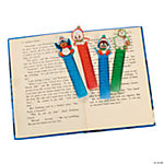 Arctic Friends Character Ruler Bookmarks