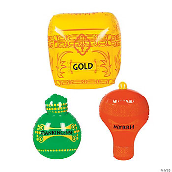 Inflatable Holy Gifts