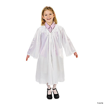 Child's White Robe
