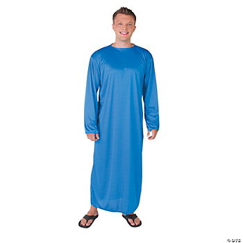 Blue Wise Man Adult Robe
