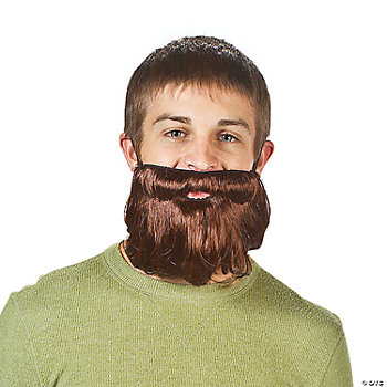 Adult Brown Beard
