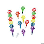 Snowflake Stacking Point Crayons