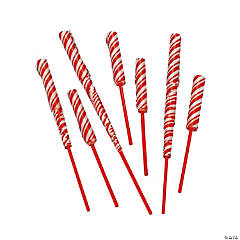 Peppermint Stick Chinese Yo-Yos