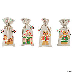 Candytown Christmas Gift Bags