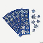 Snowflake Prism Sticker Sheets