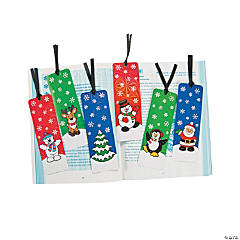Holiday Bookmarks With Activities