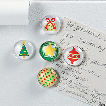 Holiday Ornament Magnets
