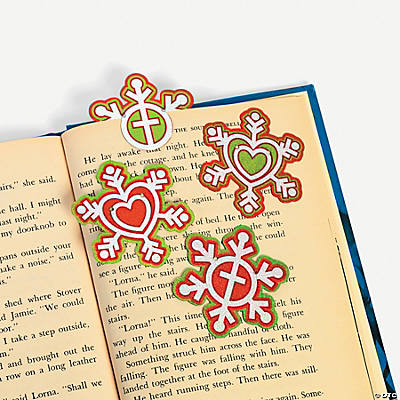 Peace on Earth Religious Bookmarks