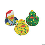 Vinyl Christmas Lights Rubber Duckies