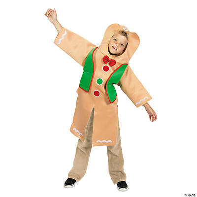 Gingerbread Costume
