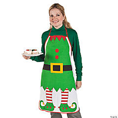 Elf Apron - Adult