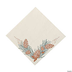 Winter Enchantment Luncheon Napkins