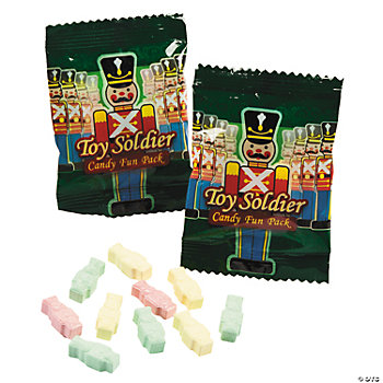 Toy soldier Candy Fun Pack