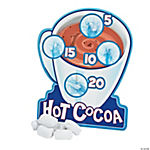 Hot Cocoa Bean Bag Toss Game