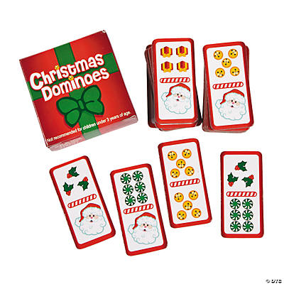 Christmas Domino Games