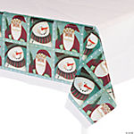 St. Nick Tidings Table Cover