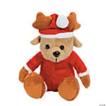 Plush Reindeer Bear