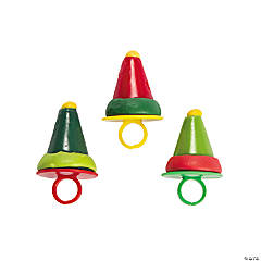 Elf Hat Ring Suckers