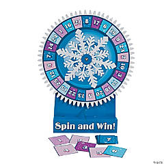Winter Spinner Game