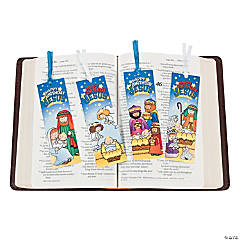 """Happy Birthday Jesus"" Bookmarks"