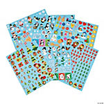 Christmas Sticker Sheet Assortment