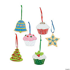 Christmas Goodies Ornaments